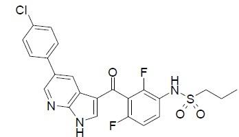 1526215808929 Zelboraf 威罗菲尼 Vemurafenib FDA官方说明书