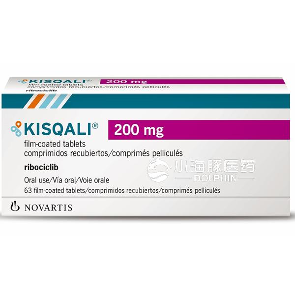 瑞博西尼 (Kisqali,Ribociclib,LEE011)