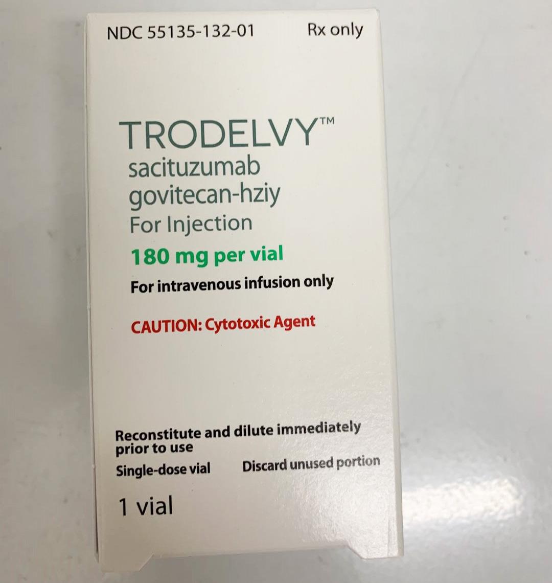 Trodelvy(sacituzumab govitecan-hziy)